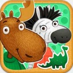 Moose & Zebra. Dinos – Magazine for kids