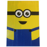 Minion tekenblok of schrijfblok duck tape – back to school